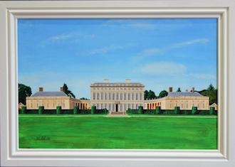 Castletown house portrait