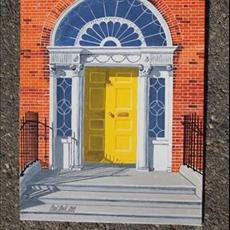54 Merrion Square South. 300mm x 400mm