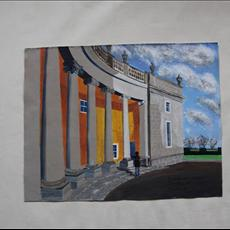 Castletown House.500mm x 400mm NFS