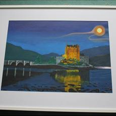 Eilean Donan Castle by Moonlight. 20