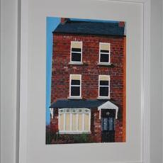 Commission to paint house in Rathgar