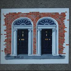 Mount Street doorways 400mm x 300mm SOLD